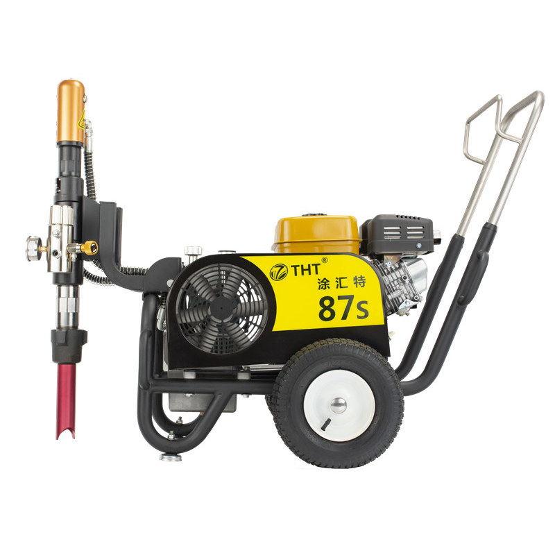 THT gasoline putty coating sprayer BM87s