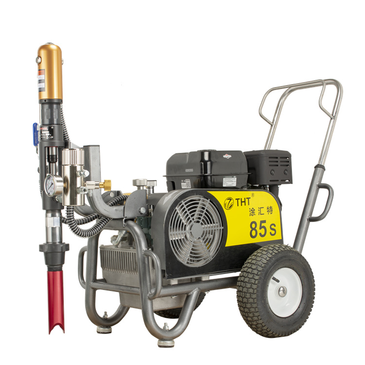 arge flow THT85sJS waterproof paint spraying machine